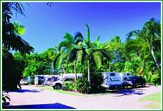Tropical Hibiscus Caravan Park - Accommodation Fremantle