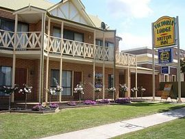Victoria Lodge Motor Inn and Apartments - Accommodation Fremantle