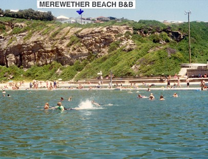Merewether Beach B And B - Accommodation Fremantle