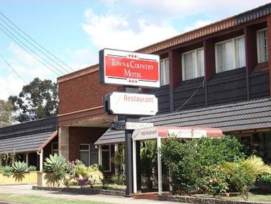 Town  Country Motel - Accommodation Fremantle