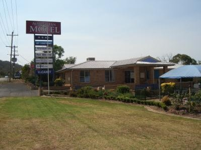 Almond Inn Motel - Accommodation Fremantle