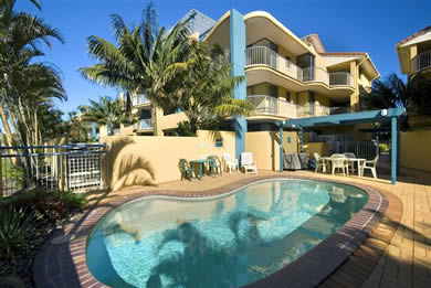 Surf Club Apartments - Accommodation Fremantle
