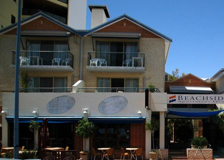 Beachside Apartment Hotel - Accommodation Fremantle