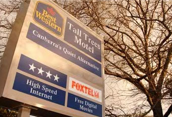 Best Western Tall Trees Motel - Accommodation Fremantle