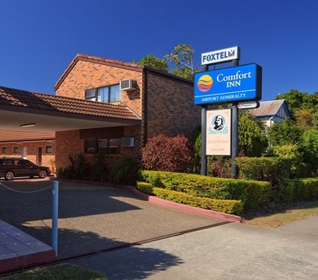 Airport Admiralty Motel - Accommodation Fremantle