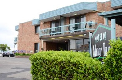 Motel 10 Motor Inn - Accommodation Fremantle