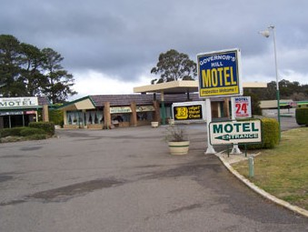 Governors Hill Motel - Accommodation Fremantle