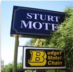 Sturt Motel - Accommodation Fremantle