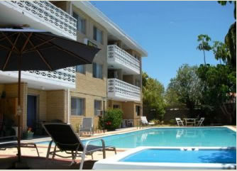 Brownelea Holiday Apartments - Accommodation Fremantle
