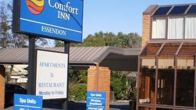 Comfort Inn  Suites Essendon - Accommodation Fremantle