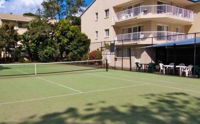 Paradise Grove Holiday Apartments - Accommodation Fremantle