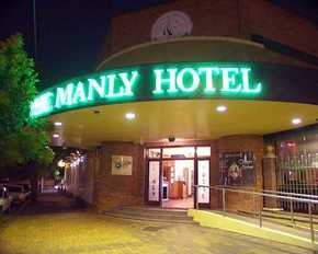 The Manly Hotel - Accommodation Fremantle