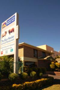 Cattle City Motor Inn - Accommodation Fremantle