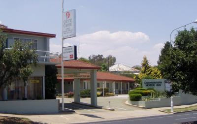 Country Comfort Cowra Countryman Motor Inn - Accommodation Fremantle