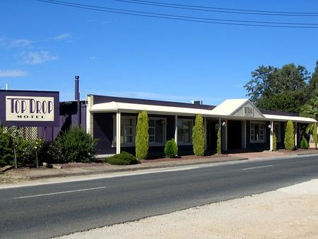 Top Drop Motel - Accommodation Fremantle