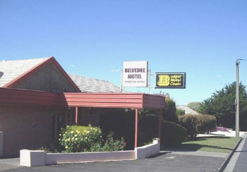 Belvedere Motel - Accommodation Fremantle