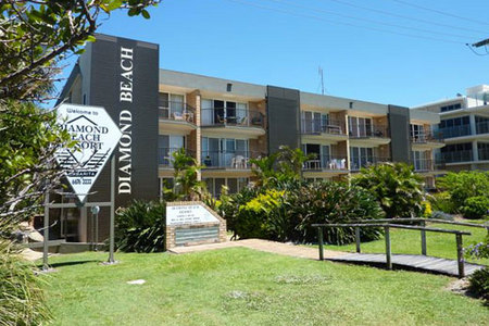 Diamond Beach Resort - Accommodation Fremantle