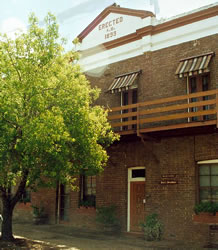 The Old Exchange Bed And Breakfast - Accommodation Fremantle
