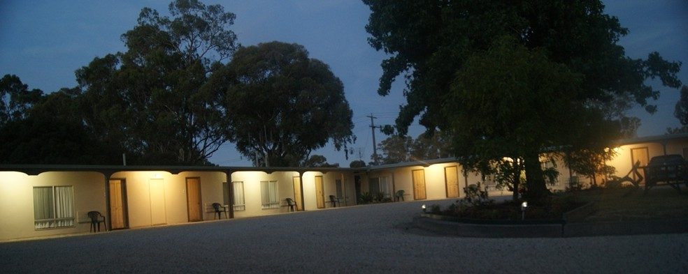 Euroa Motor Inn - Accommodation Fremantle