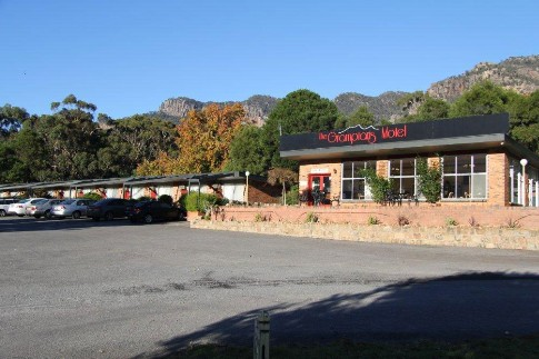 Grampians Motel - Accommodation Fremantle