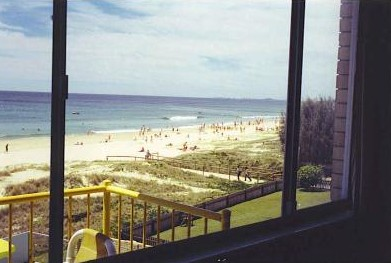 Surfers Pacific Towers - Accommodation Fremantle