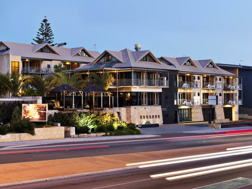 Sunmoon Boutique Resort - Accommodation Fremantle