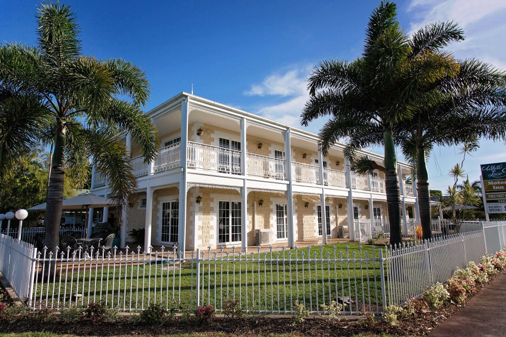 White Lace Motor Inn - Accommodation Fremantle