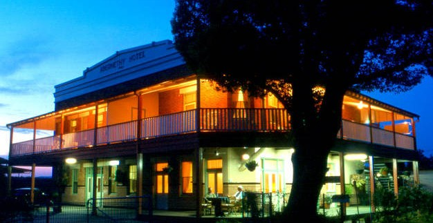 Abernethy Guesthouse - Accommodation Fremantle