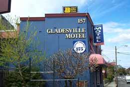 Gladesville Motel - Accommodation Fremantle