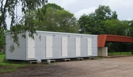 Coolalinga Caravan Park - Accommodation Fremantle