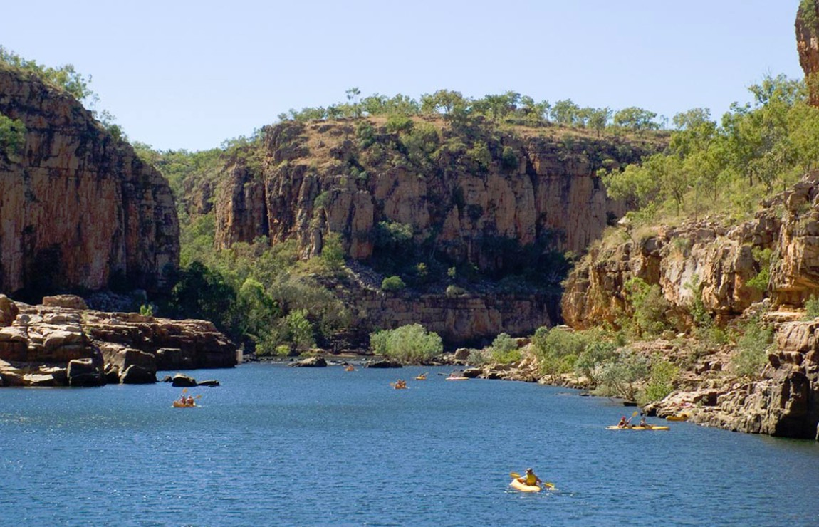 Nitmiluk Gorge Caravan Park - Accommodation Fremantle