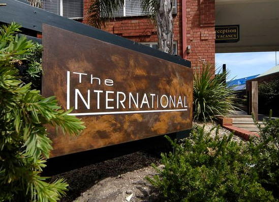 Comfort Inn The International - Accommodation Fremantle