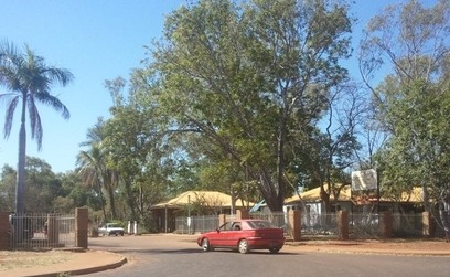 Outback Caravan Park - Accommodation Fremantle