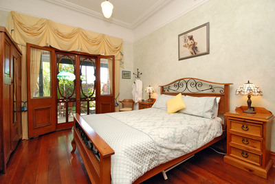 Above Bored Bed and Breakfast - Accommodation Fremantle