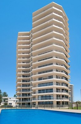 Beachside Tower - Accommodation Fremantle