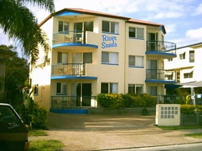 River Sands Holiday Apartments - Accommodation Fremantle