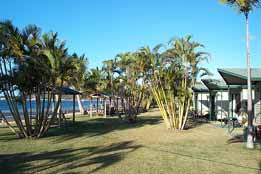 BIG4 Bowen Coral Coast Beachfront Holiday Park - Accommodation Fremantle