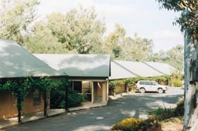Burra Motor Inn - Accommodation Fremantle