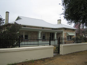 Naracoorte Cottages - MacDonnell House - Accommodation Fremantle