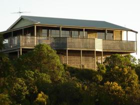Lantauanan - The Lookout - Accommodation Fremantle