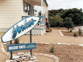 Yorke's Holiday Units - Accommodation Fremantle