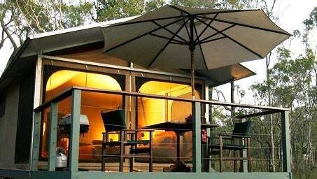Jabiru Safari Lodge at Mareeba Wetlands - Accommodation Fremantle