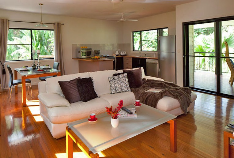 Misty Mountains Tropical Rainforest Romantic Retreat - Accommodation Fremantle