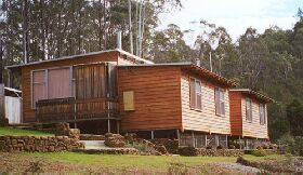 Minnow Cabins - Accommodation Fremantle