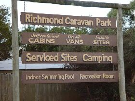 Richmond Cabin  Tourist Park - Accommodation Fremantle
