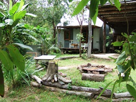 Ride On Mary Bush Cabin Adventure Stay - Accommodation Fremantle