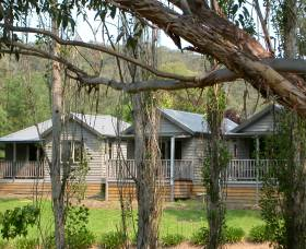 The Homestead Cabins Brogo - Accommodation Fremantle