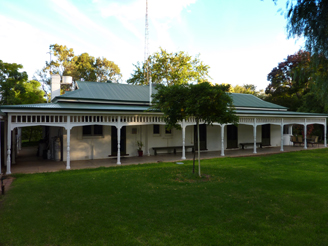 Lake Victoria Station Lodge - Accommodation Fremantle