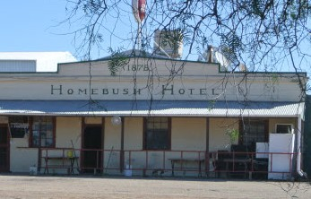The Homebush - Accommodation Fremantle