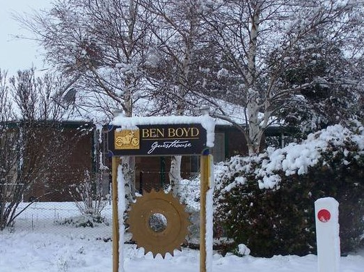 Ben Boyd Guesthouse - Accommodation Fremantle